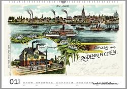 Rodenkirchen Kalender